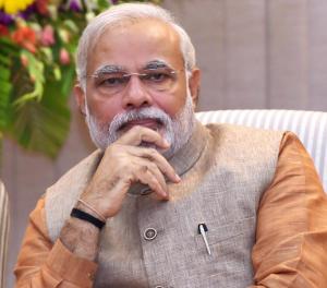 Prime Minister Narendra Modi. Business confidence is up after the Prime Minister Narendra Modi